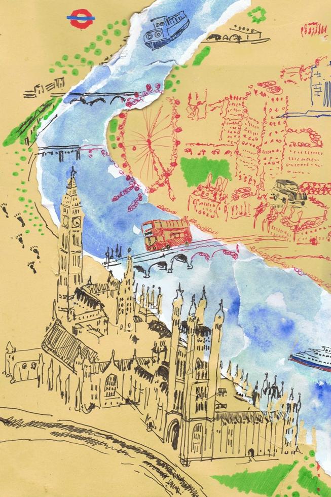 London Transport Museum Poster