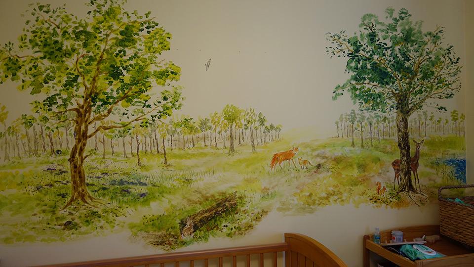 Woods Murals