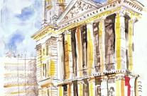 Birmingham Museum & Art Gallery Illustration
